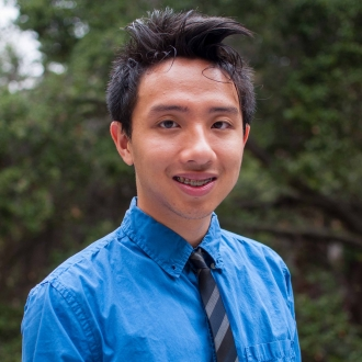 Photo of Alexander Nguyen, Undergraduate