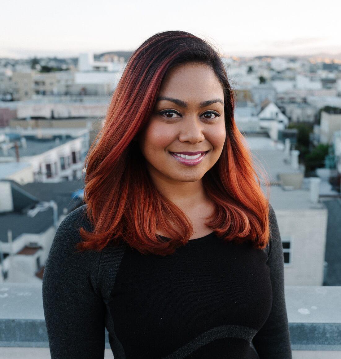 TEDx Speaker & Cal NERDS Alumna Chadni Kazi