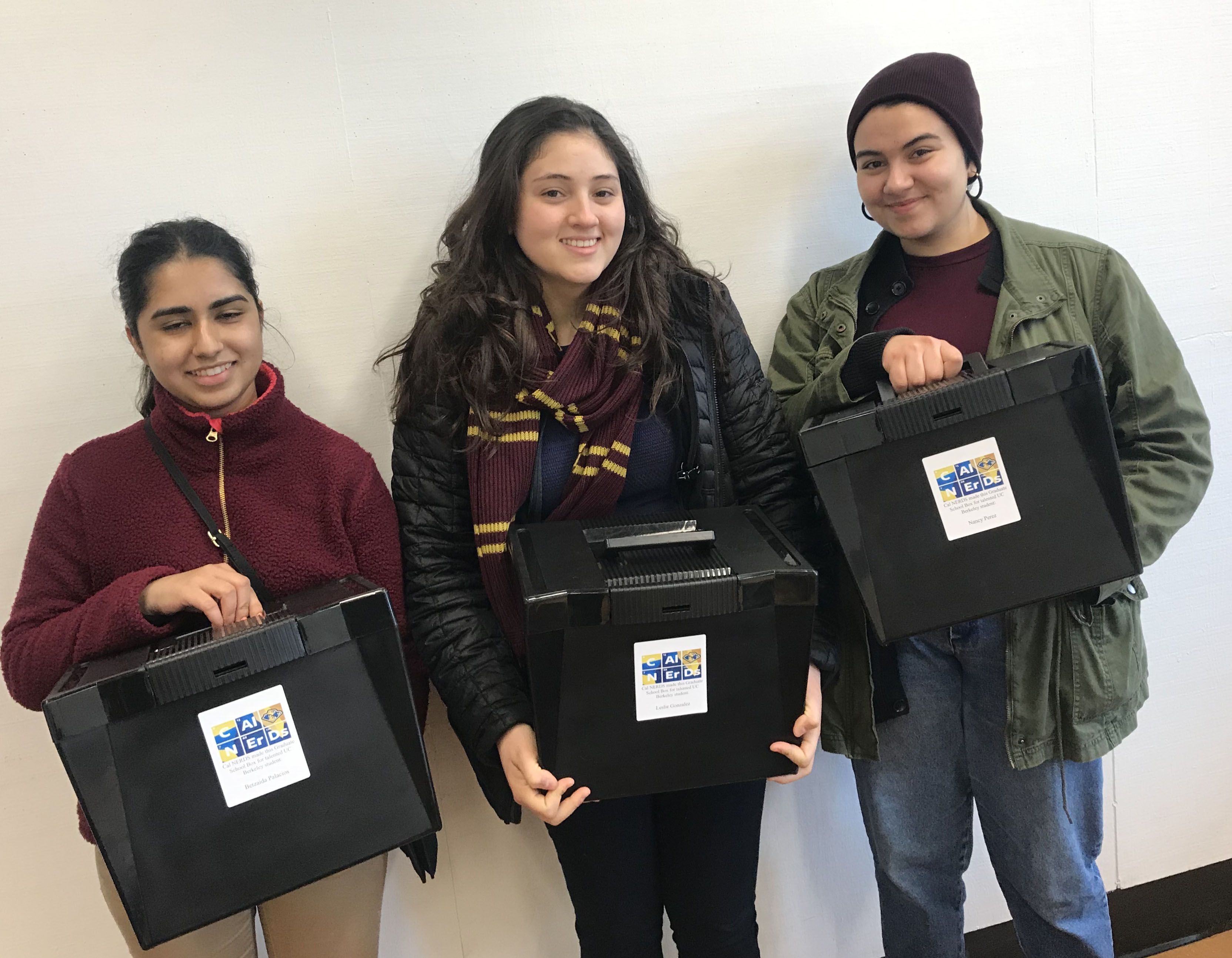 Student Directors help build Grad School Toolboxes for our community