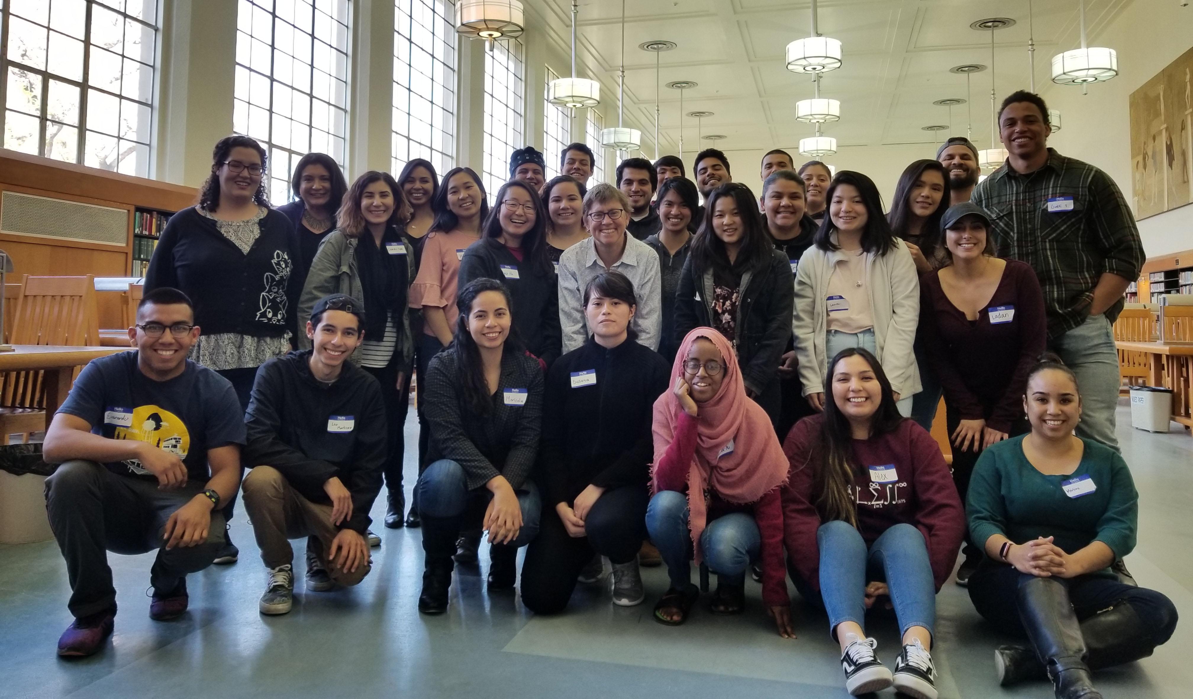 UC Davis STEMinist Cohort
