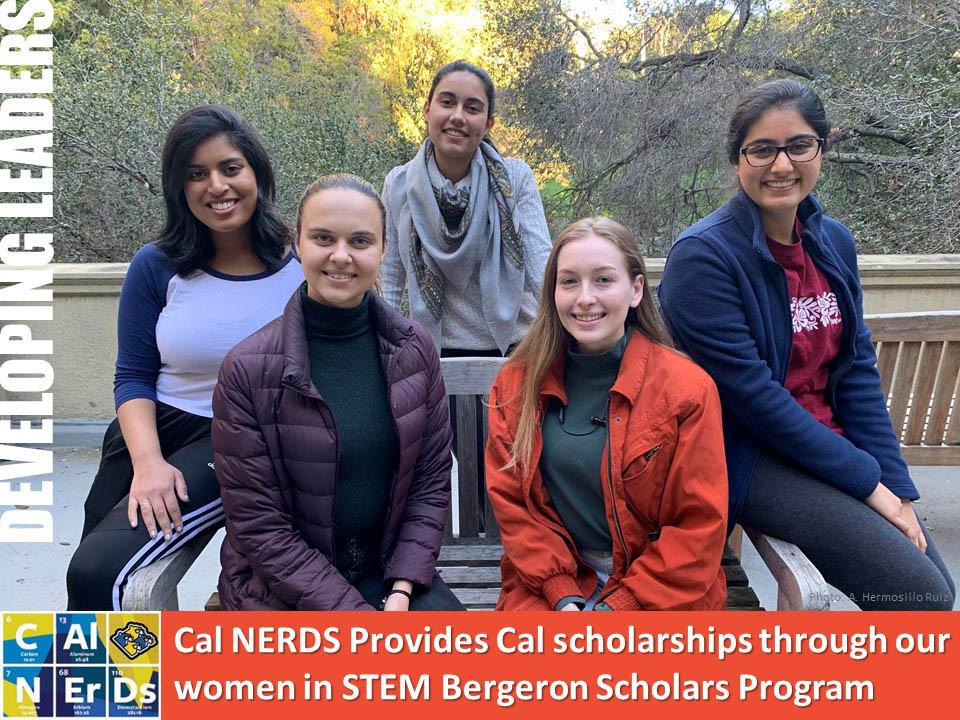UC Berkeley Bergeron Scholars (Spring 2019)