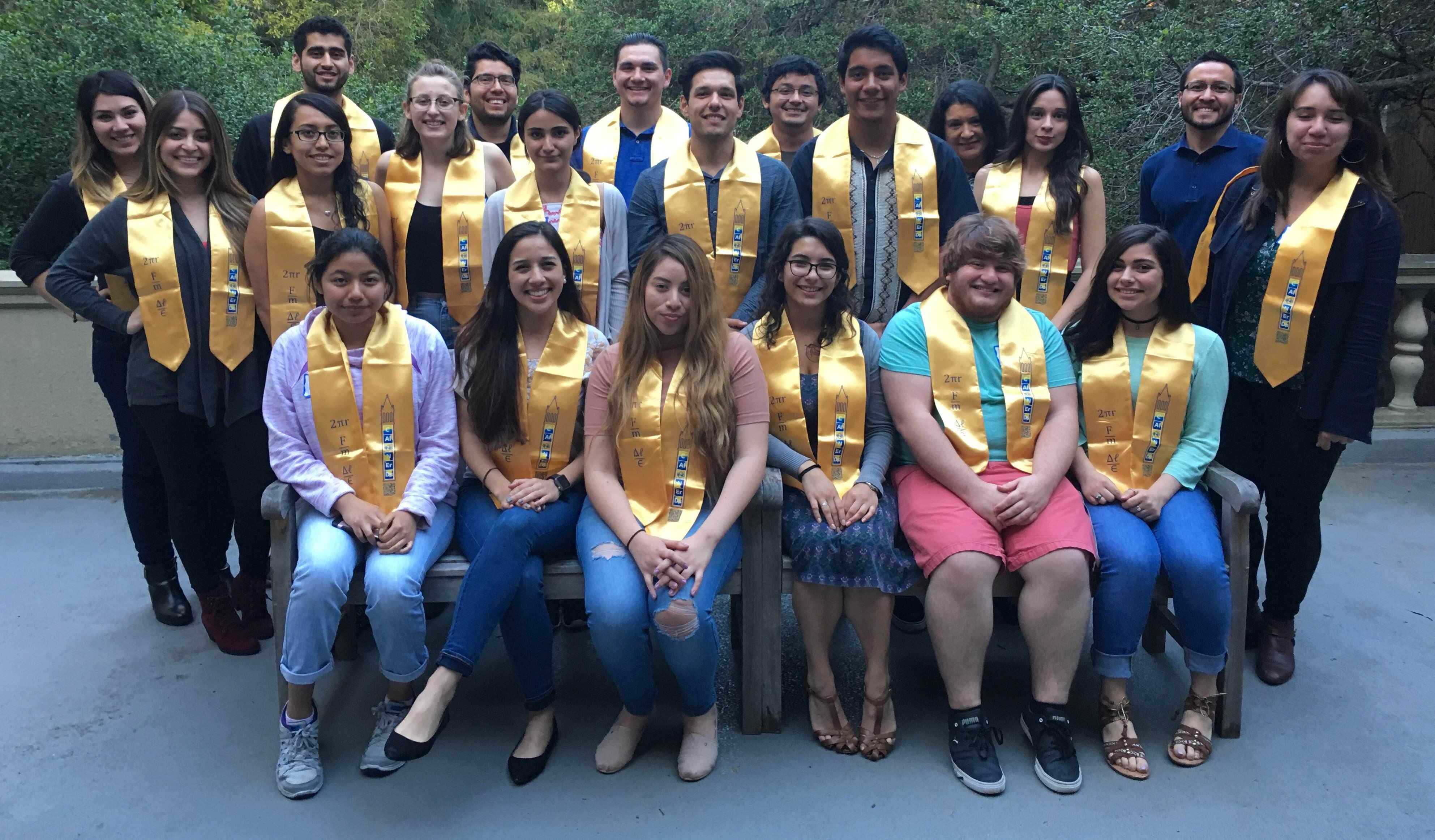 Cal NERDS 2017 Graduates