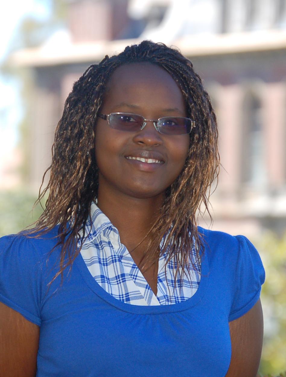 Cal NERDS Scholar Mirelle